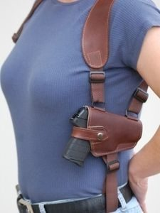 9mm Shoulder holster