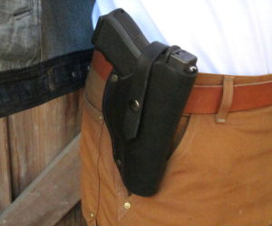 CC belt holsters