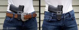 in waistband holster